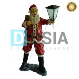 ST12 - Mikołaj figura reklamowa-dekoracyjna