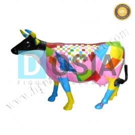 FZ18 - Krowa figura reklamowa,dekoracyjna