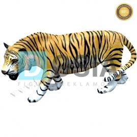 ZW21 - Tygrys figura reklamowa,dekoracyjna