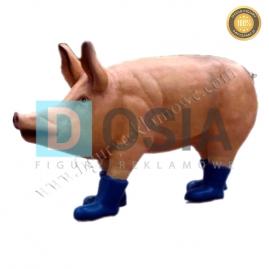 FZ55 - Świnia figura reklamowa, dekoracyjna
