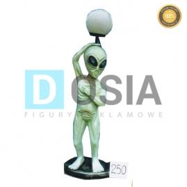 250 - Figura dekoracyjna - Zwierzęta 60 cm