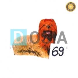 69 - Figura dekoracyjna - Zwierzęta 17 cm