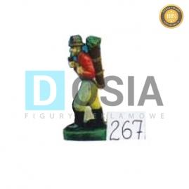267 - Figura dekoracyjna - Postacie 17 cm