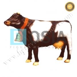 FZ33 - Krowa figura reklamowa, dekoracyjna