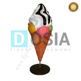 LD38 - Lody figura reklamowa, dekoracyjna