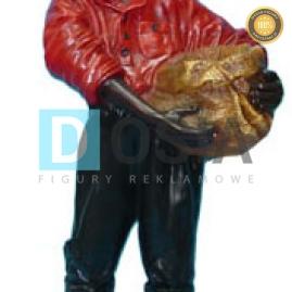 124 - Figura dekoracyjna - Postacie 102 cm