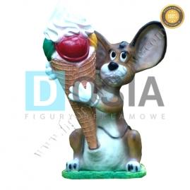 LD41 - Lody figura reklamowa, dekoracyjna