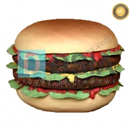 FF09 - Hamburger figura reklamowa,dekoracyjna