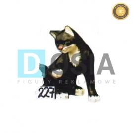 227 - Figura dekoracyjna - Zwierzęta 26 cm