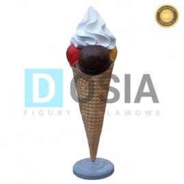 LD04 - Lody figura reklamowa-dekoracyjna