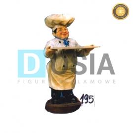 195 - Figura dekoracyjna - Postacie 50 cm