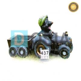 437 - Figura dekoracyjna - Postacie 50 cm
