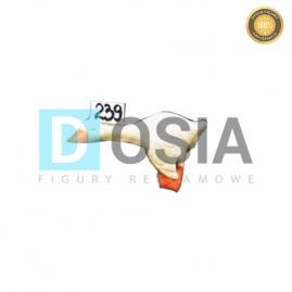 239 - Figura dekoracyjna - Zwierzęta 5 cm