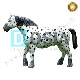 FZ12 - Koń figura reklamowa,dekoracyjna