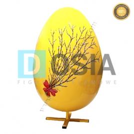 ST28 - Jajko wielkanocne figura reklamowa-dekoracyjna
