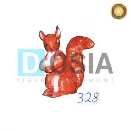 328 - Figura dekoracyjna - Zwierzęta 20 cm