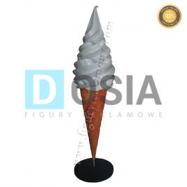 LD17a - Lody figura reklamowa-dekoracyjna