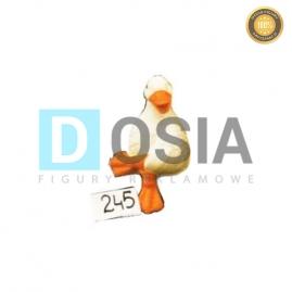 245 - Figura dekoracyjna - Zwierzęta 21 cm
