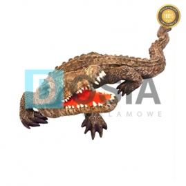 ZW06 - Krokodyl figura reklamowa,dekoracyjna
