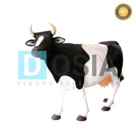 FZ23 - Krowa figura reklamowa,dekoracyjna