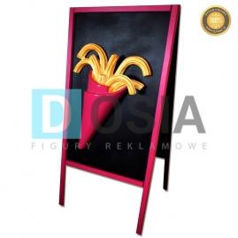 FT12 - Frytki figura reklamowe-dekoracyjna
