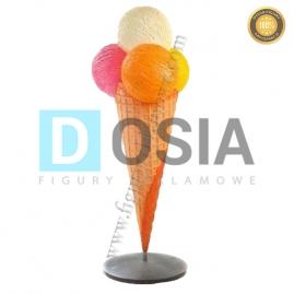 LD01 - Lody figura reklamowa-dekoracyjna