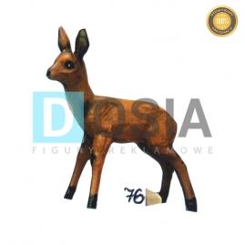 76 - Figura dekoracyjna - Zwierzęta 57 cm