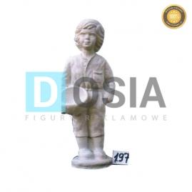 197 - Figura dekoracyjna - Postacie 69 cm