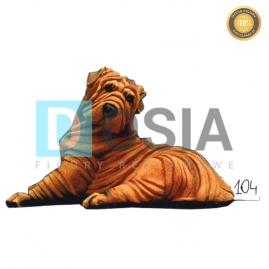 104 - Figura dekoracyjna - Postacie 45 cm