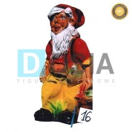 16 - Figura dekoracyjna - Krasnal 68 cm