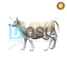 FZ94 - Krowa figura reklamowa, dekoracyjna