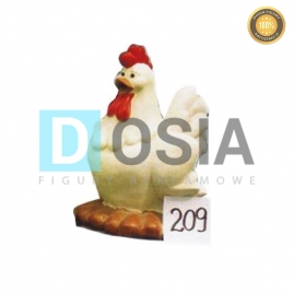 209 - Figura dekoracyjna - Zwierzęta 52 c3