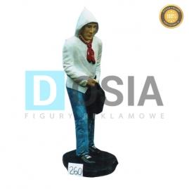 260 - Figura dekoracyjna - Postacie 90 cm
