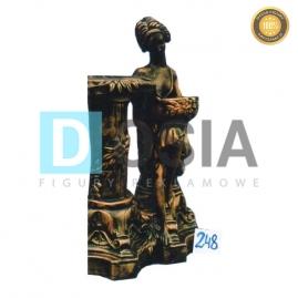 248 - Figura dekoracyjna - Postacie 73 cm