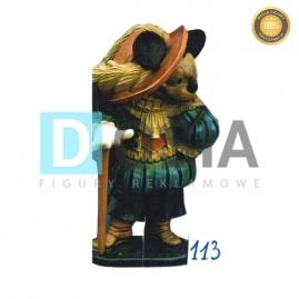 113 - Figura dekoracyjna - Postacie