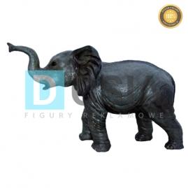 ZW02 - Słoń figura reklamowa,dekoracyjna