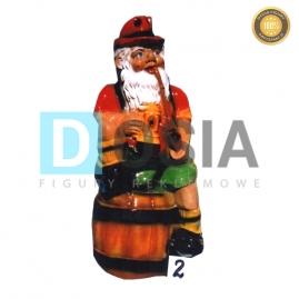 2 - Figura dekoracyjna - Krasnal 93 cm