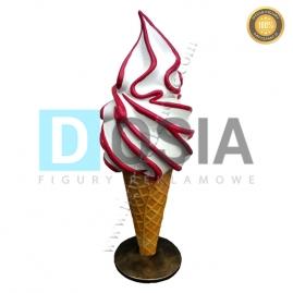 LD58 - Lody figura reklamowa, dekoracyjna