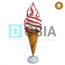 LD59 - Lody figura reklamowa, dekoracyjna
