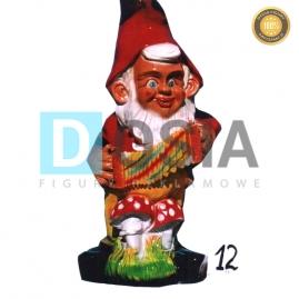 12 - Figura dekoracyjna - Krasnal 71 cm