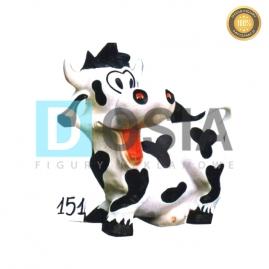 151 - Figura dekoracyjna - Zwierzęta 47 cm