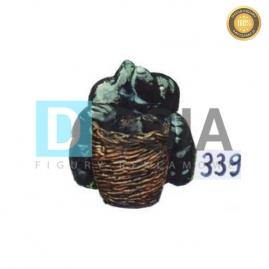 339 - Figura dekoracyjna - Zwierzęta 43 cm