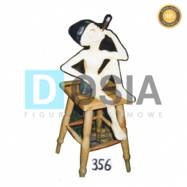 356 - Figura dekoracyjna - Postacie