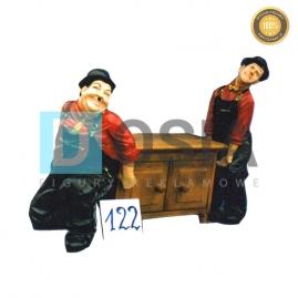 122 - Figura dekoracyjna - Postacie