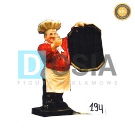 194 - Figura dekoracyjna - Postacie 45 cm