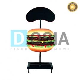 FF01 - Hamburger figura reklamowa-dekoracyjna