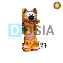 97 - Figura dekoracyjna - Postacie 38 cm