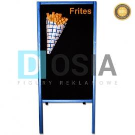 FT27 - Frytki figura reklamowe-dekoracyjna
