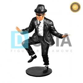 FM02 - Blues Brothers figura reklamowa-dekoracyjna