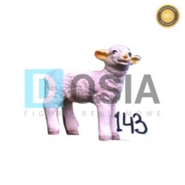 143 - Figura dekoracyjna - Zwierzęta 18 cm